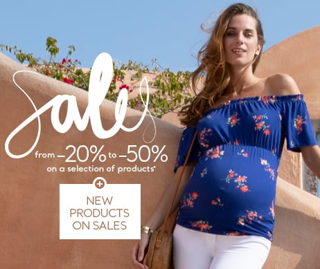 From -20% to -50% on a selection of products*