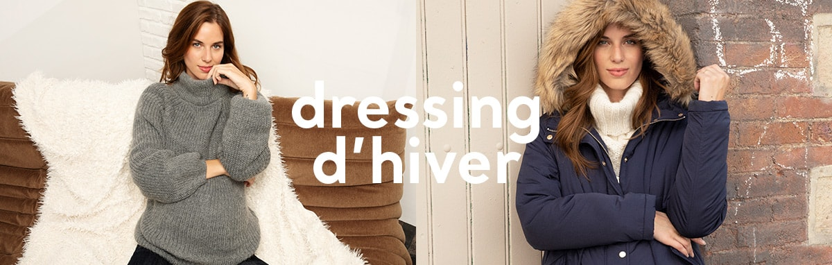 Dressing Hiver